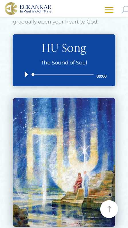 Eckankar in Washington State - mobile screenshot - HU